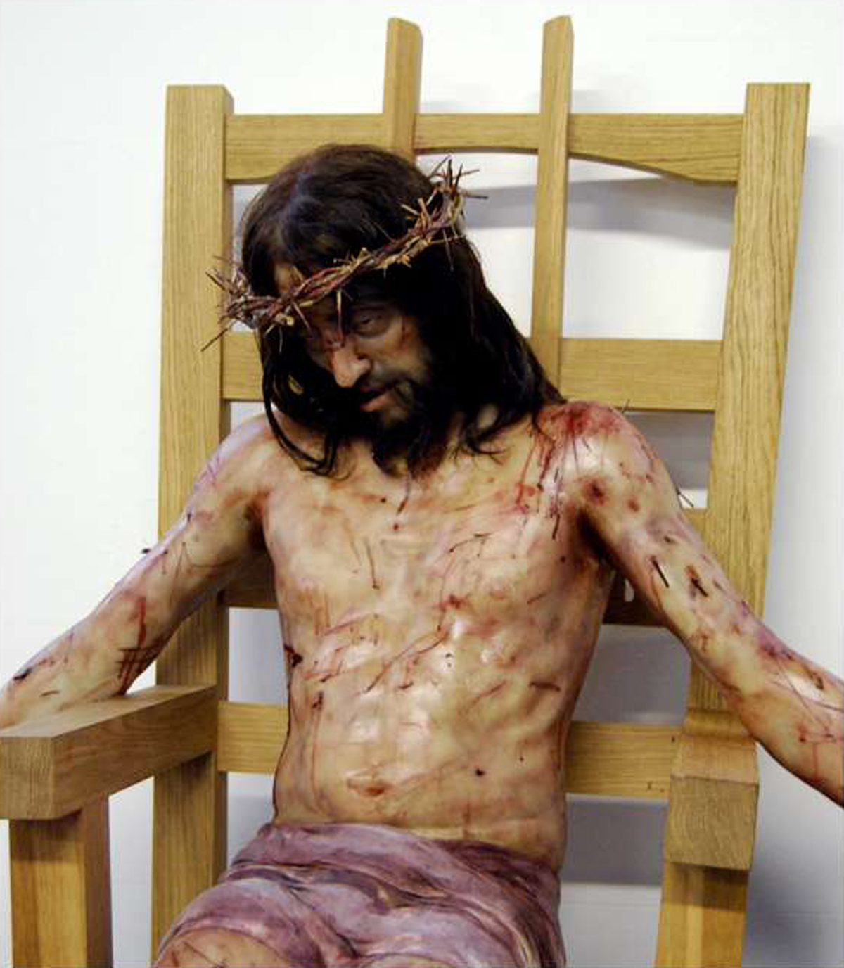 Pieta (All Flesh Is Grass), 2006