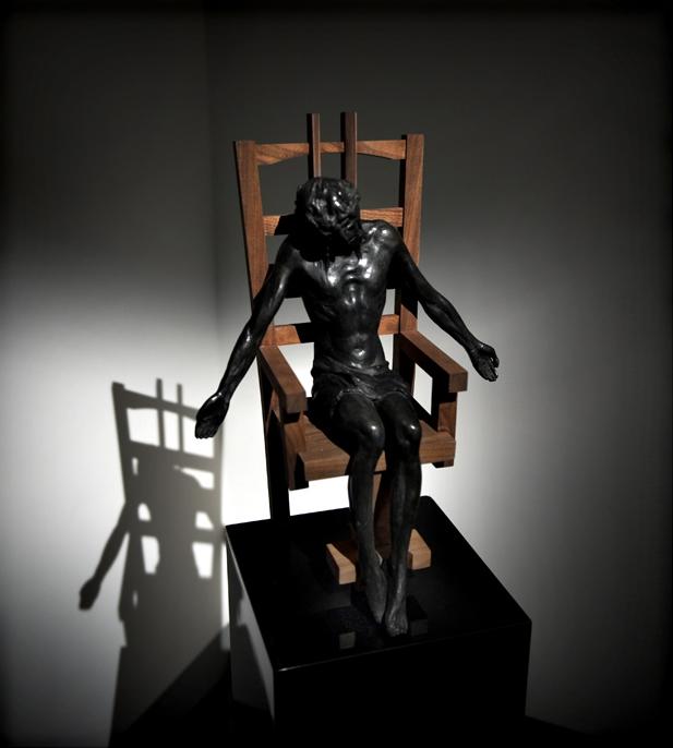 Pieta (bronze study) 2008