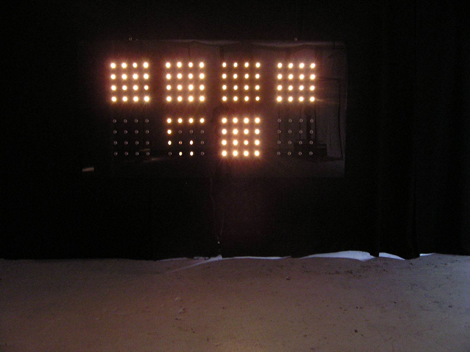 Phase Demonstration Clock, 2005