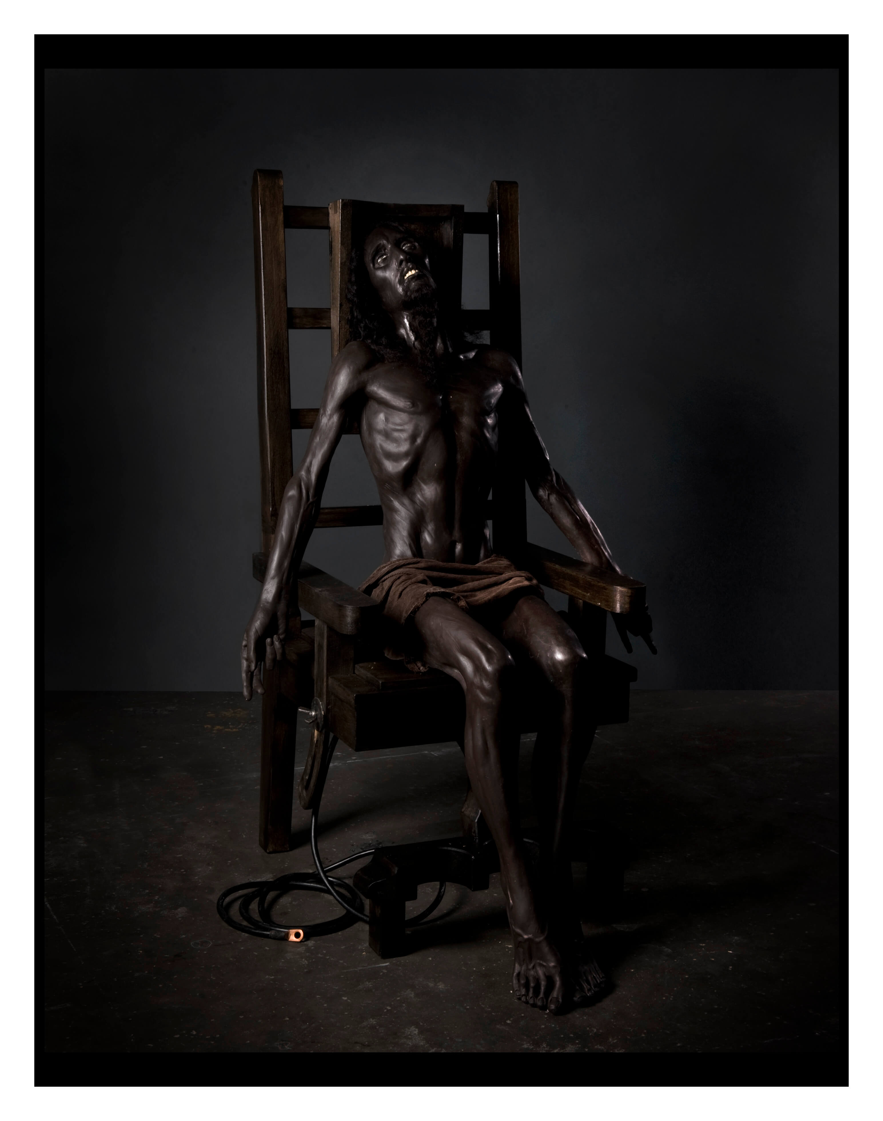 Black Pieta, 2009